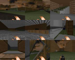 Doom School (Proof Of Concept by aldude999