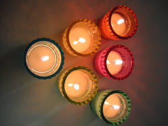 Candle Color by rajivm