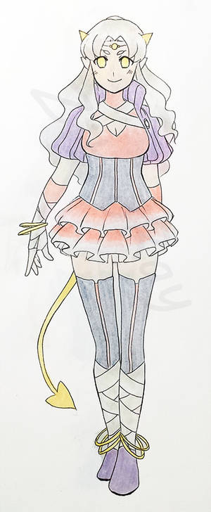 Trita Characterdesign