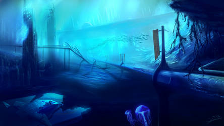 Atlantis by danielwachter