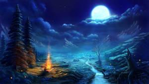 Night Plains