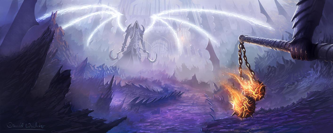 Diablo 3 Ros Wallpaper: Diablo 3 RoS Contest By Danielwachter On DeviantArt