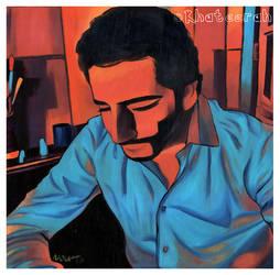 Portrait-in-Oil