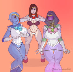 Tali and the Girls