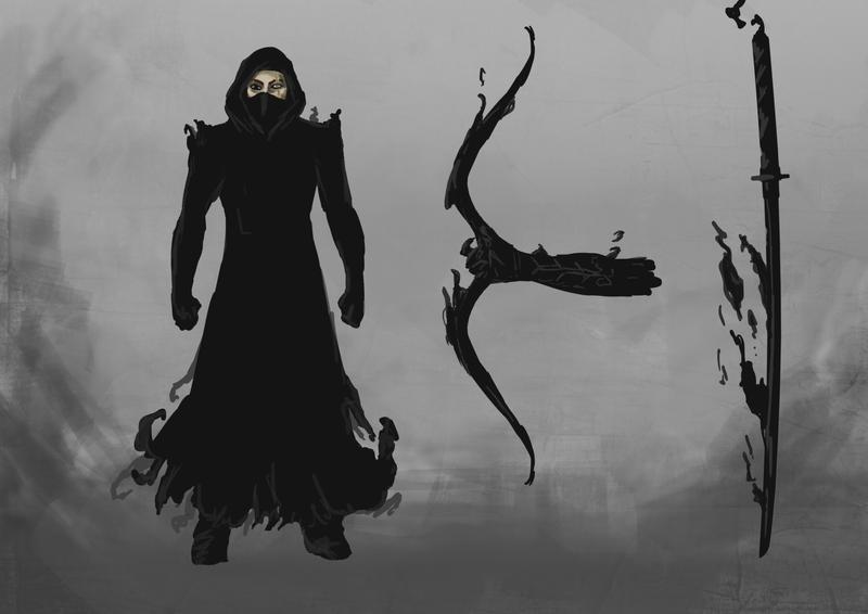 Shadowgear concept by Aon616