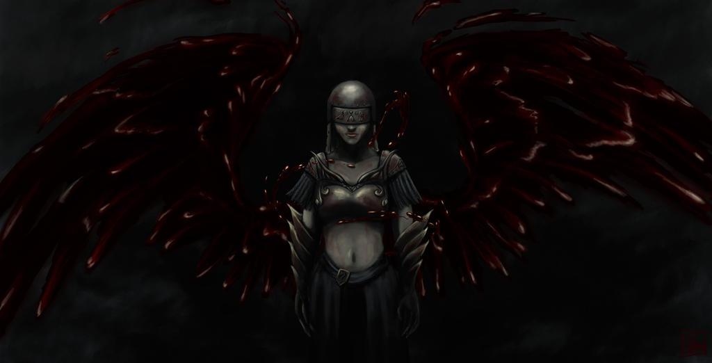 Bloodangel by Aon616