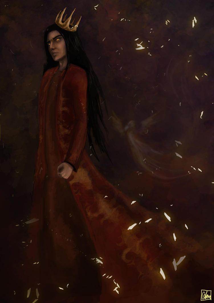 Sun King by Aon616