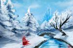 Winterfield by Aon616