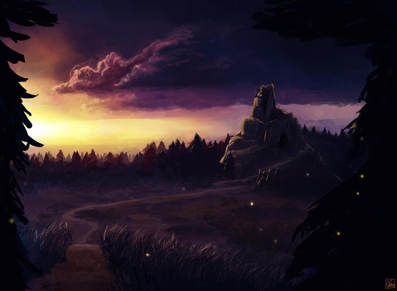 Kalkstein by Aon616