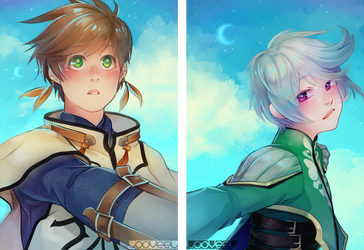 A little sormik for Valentine's Day