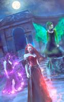 Ladies of Legends by Cyren-Nalini