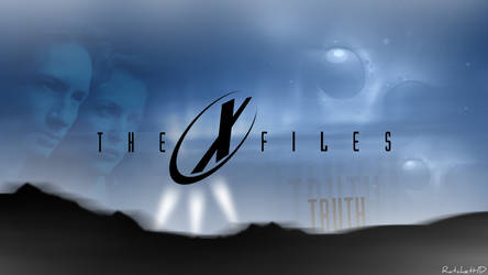 The X-Files by RatchetHD