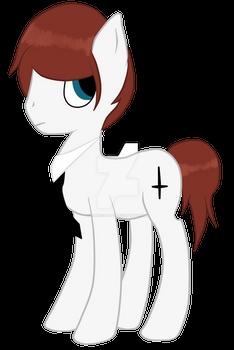 The Omen - Damien Thorn Pony