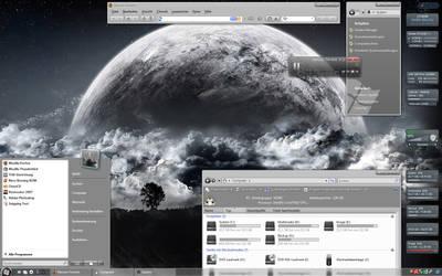 Desktop Screenshot Oktober 07