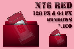 N76 Red by AMGDesign
