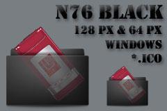 N76 Black