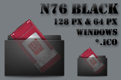 N76 Black by AMGDesign
