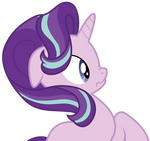 Starlight Glimmer surprised scrunchy face.