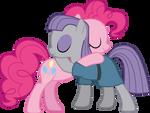 Pie hug