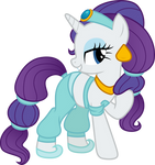 Rarity as Jasmine