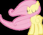 Windswept Fluttershy