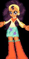 Saffron Masala Equestria Girl
