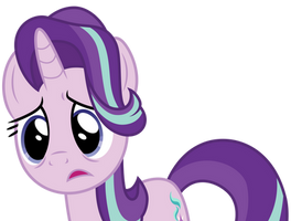 Upset Starlight Glimmer by CloudyGlow