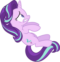 scared Starlight Glimmer by CloudyGlow