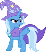 The Great and Powerful Trixie by CloudyGlow