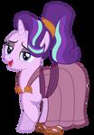 Starlight Glimmer as Megara