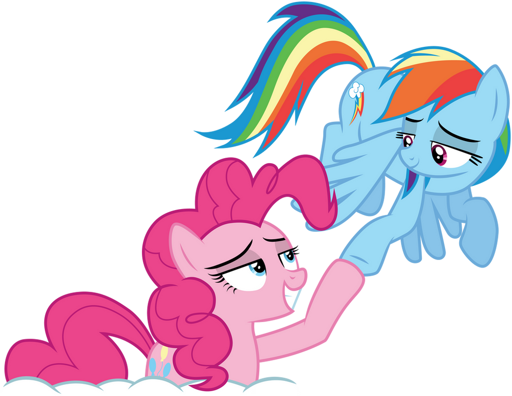Rainbow dash and pinkie pie get naughty for you mp4 3