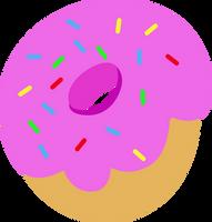 Donut Joe Cutie Mark by CloudyGlow