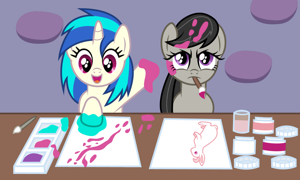 Arts and Crafts by CloudyGlow
