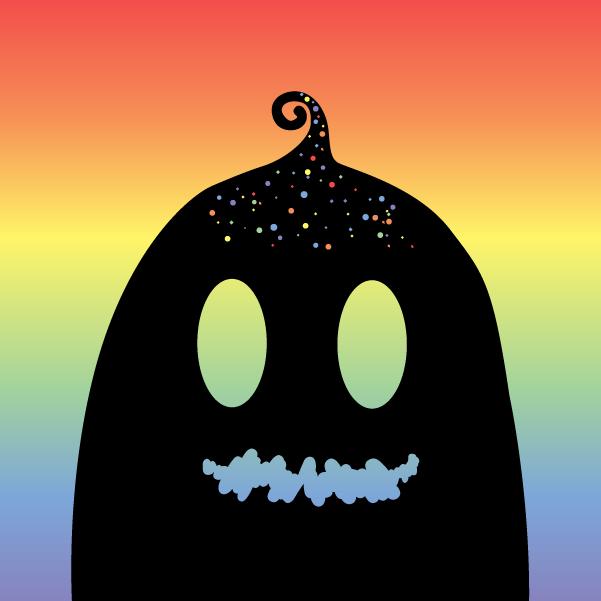 Rainbow Krobus by CloudyGlow