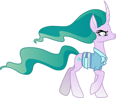 Mistmane by CloudyGlow