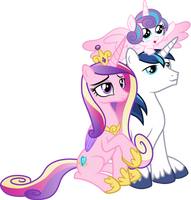 Royal Family by CloudyGlow