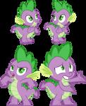 Spike vectors