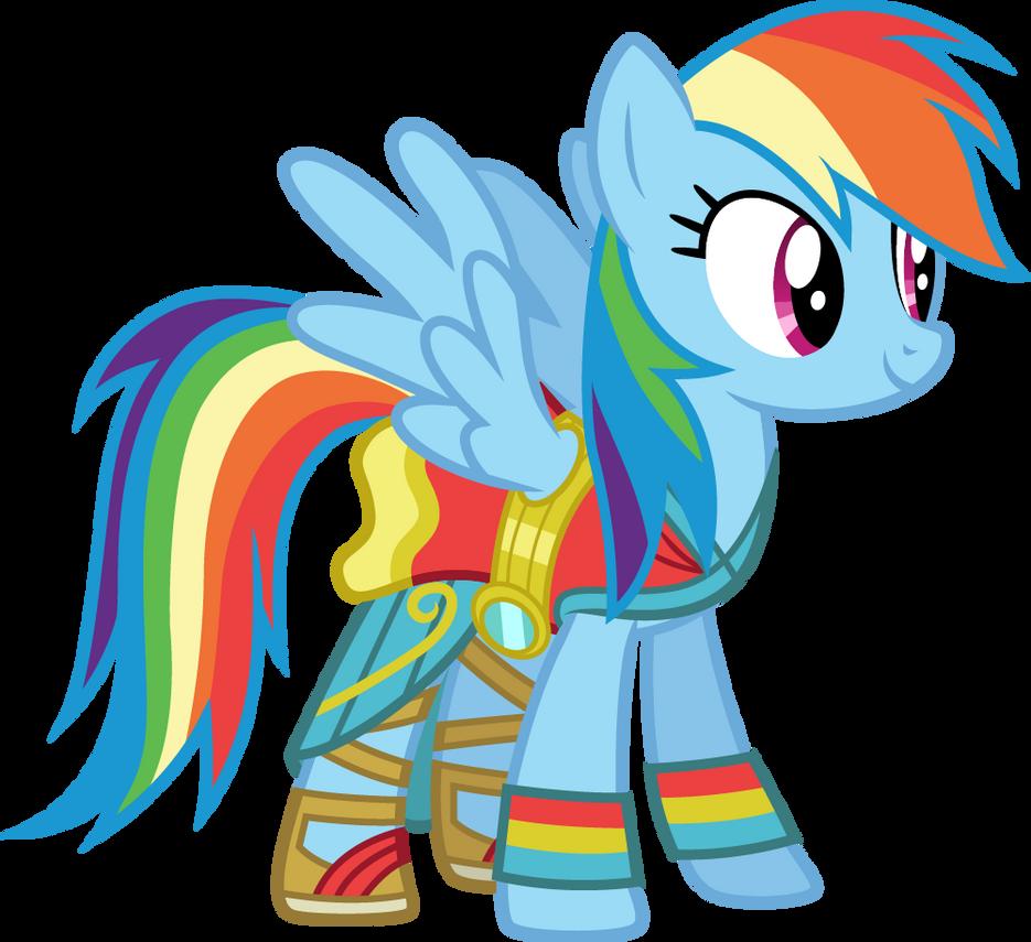 Movie Magic Rainbow Dash By Cloudyglow On Deviantart