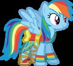 Movie Magic Rainbow Dash