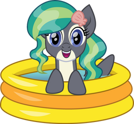 Marina in a pool by CloudyGlow
