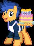Happy Birthday from Flash Sentry