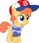 Danny Williams pony by CloudyGlow