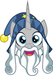 Starswirl excited face