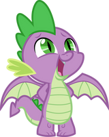 Sweet Spike by CloudyGlow