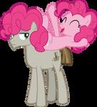 Pinkie Pie and Mudbriar