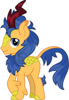 Kirin Flash Sentry by CloudyGlow
