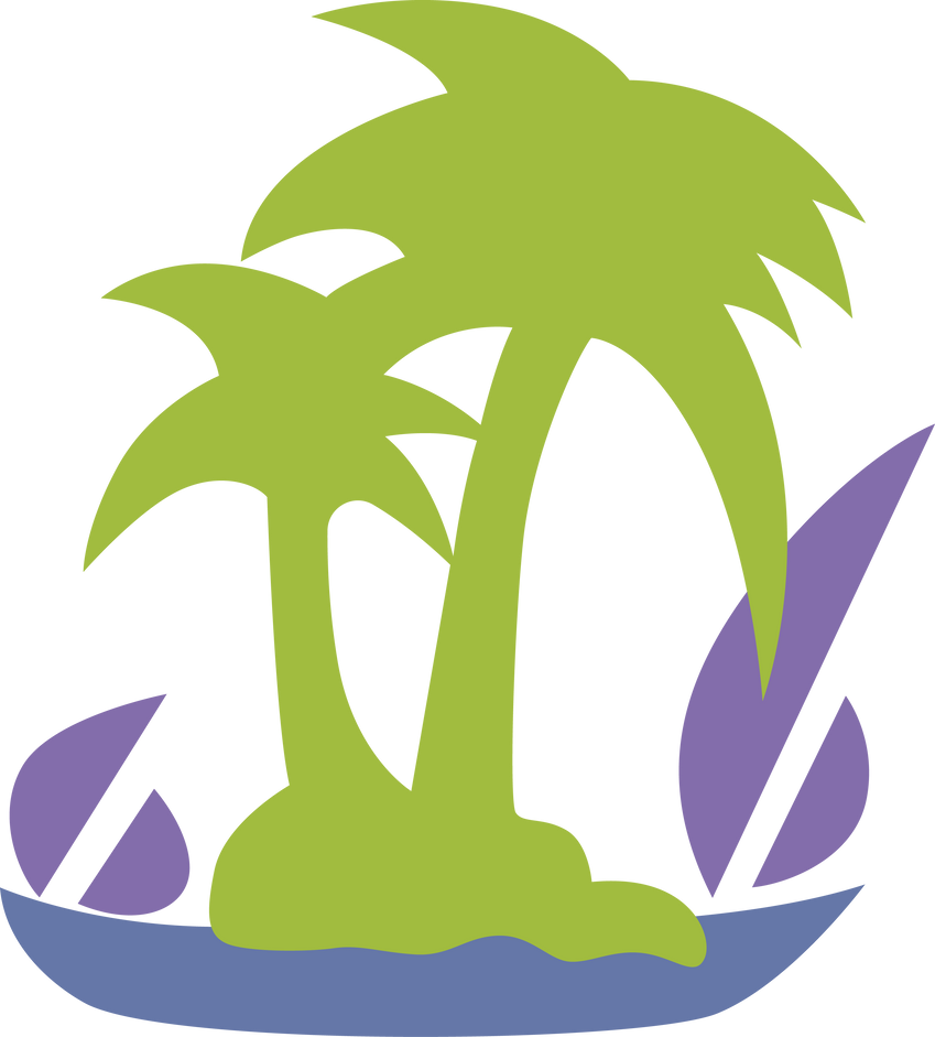 Baby Palm Tree Symbol By Cloudyglow On Deviantart