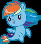 Rainbow Dash-seapony