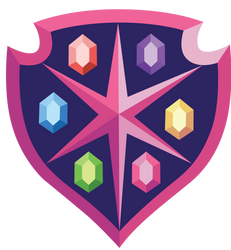 School of Friendship crest by CloudyGlow