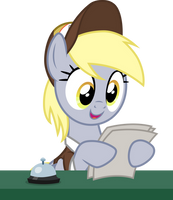 Mailmare at work by CloudyGlow